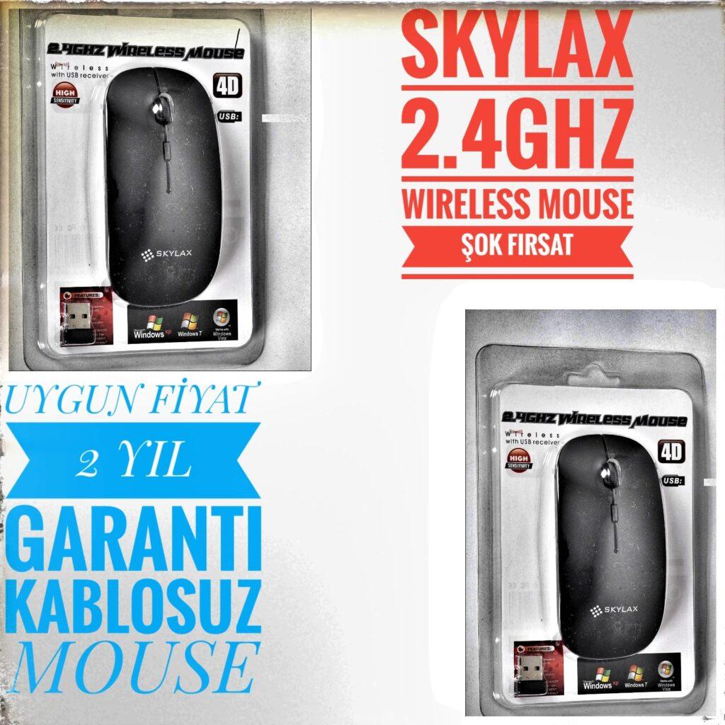 Mouse Skylax