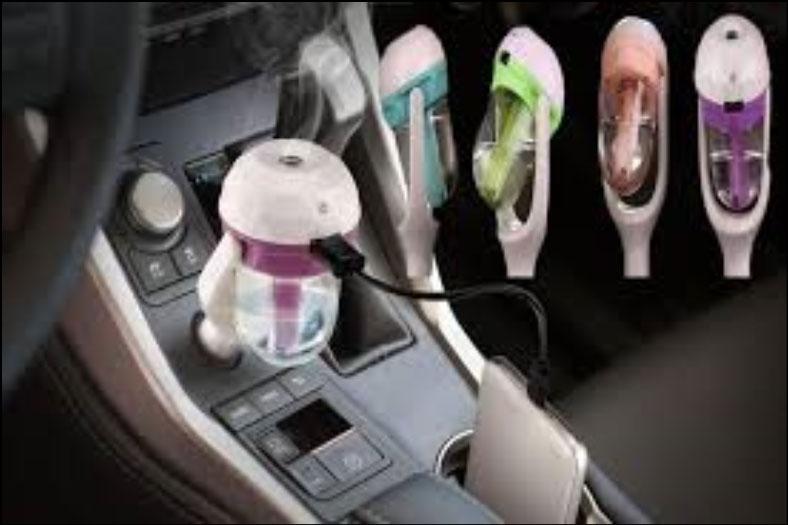 Araç Çakmaklık Parfümü