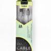 Skylax Hasırlı Kablo Micro (kopmaya karşı dayanıklı)