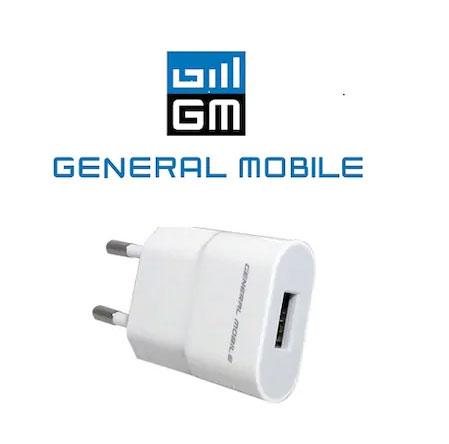 General Mobile Şarj Başlığı Orjinal